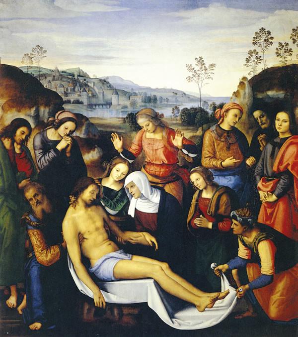 Una famiglia nuova ai piedi della croce