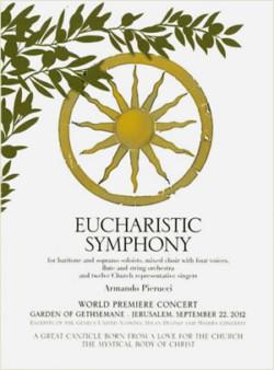 La <i>Sinfonia Eucaristica</i> su dvd