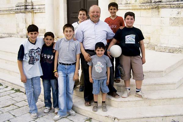 In Siria un frate della Custodia rapito con una ventina di parrocchiani