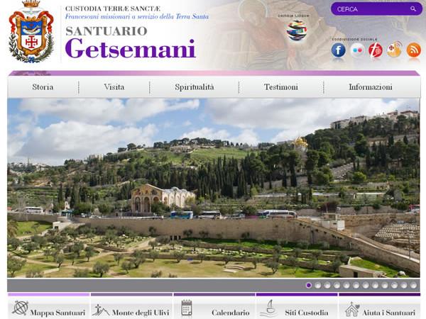 Getsemani, un nuovo sguardo dalla Rete