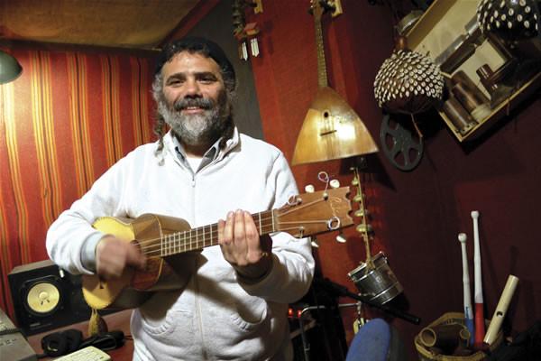 Yehouda Glantz. Il nomade della musica