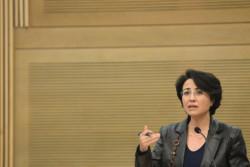 Israele, la Corte Suprema riammette la canditatura di Haneen Zoabi