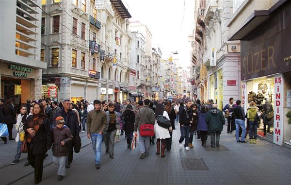 Istanbul antica e moderna