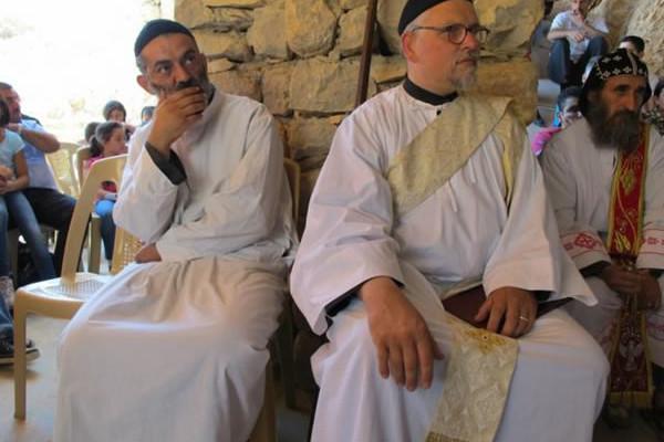 I monaci di Mar Musa in Iraq