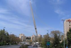 Gerusalemme dal ponte