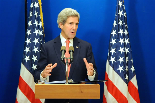 Kerry in Medio Oriente. Pressing su Israele e Anp