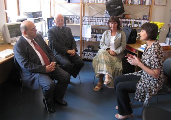 Trento e Gerusalemme in dialogo, nel segno del cinema religioso