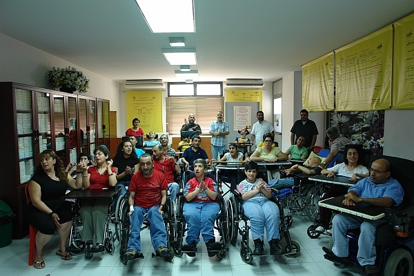 Disabili, ugualmente amati da Dio