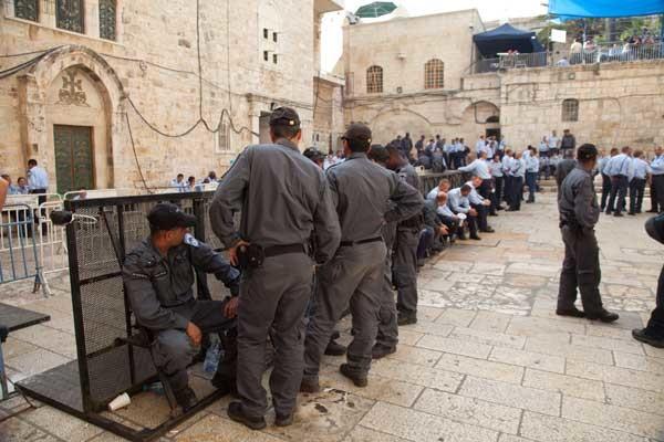 Chi vedrà da vicino il Papa a Gerusalemme