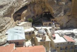 Maaloula, il monastero di Santa Tecla tra due fuochi