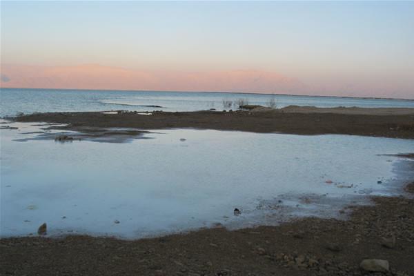 Mar Morto, nuove terre contese