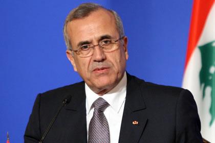Un milione di profughi siriani in Libano, l'allarme del presidente Sleiman