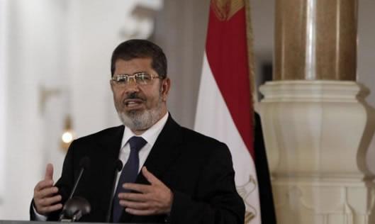 Morsi ricalibra le relazioni internazionali dell'Egitto
