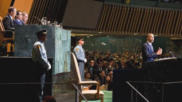 Parla Obama: sulla Palestina nell'Onu niente scorciatoie