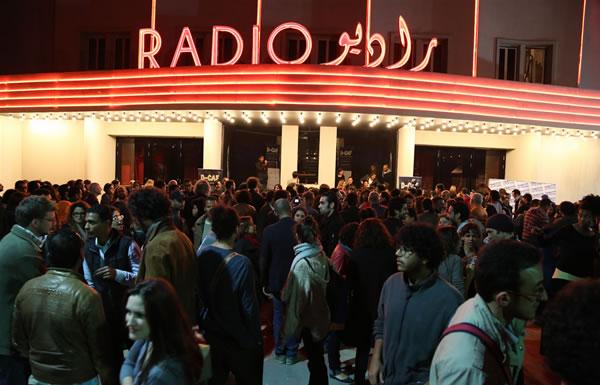 D-Caf, un festival d'arte rallegra il Cairo