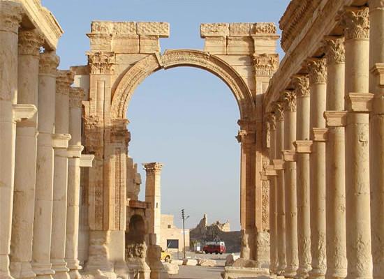 La Siria spalanca le porte ai turisti