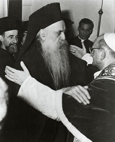 Papa Francesco e Bartolomeo I insieme a Gerusalemme nel 2014?