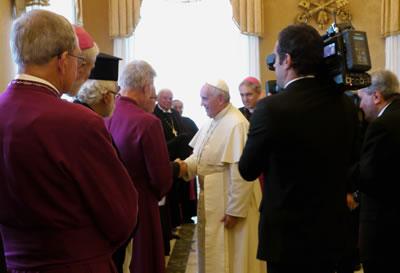 2017: per l'anniversario della Riforma un invito a Papa Francesco