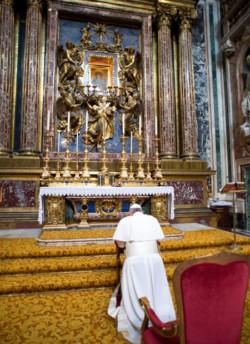 Il Papa in Terra Santa va accompagnato con la preghiera