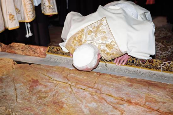 Un pellegrinaggio alle sorgenti della fede