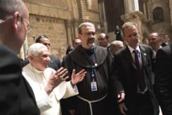 Fra Pizzaballa: il Papa ha parlato a tutti con grande chiarezza