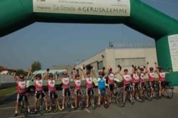 Partiti per Gerusalemme i ciclisti di <i>Overland</i>