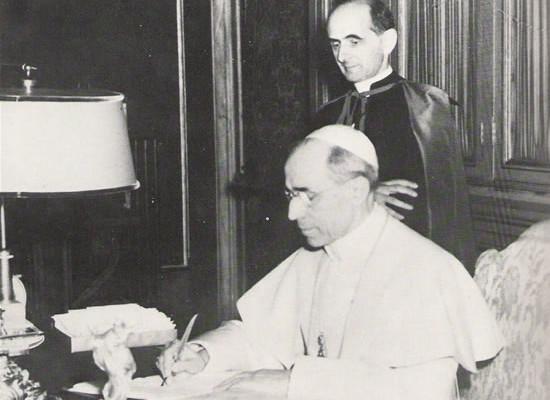 Eugenio Pacelli, l'uomo e il pontefice