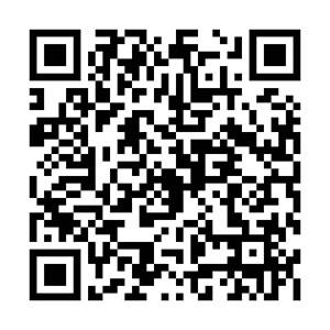 Il codice QR per accedere al chiosco delle Edizioni Terra Santa su App Store.