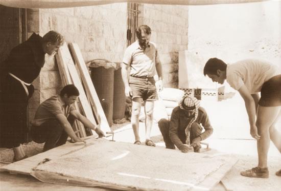 Glauco, l'artista di Nazaret