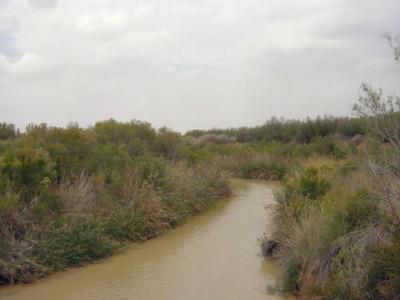 Peggiora lo stato del fiume Giordano