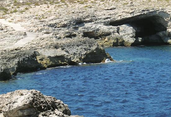 Malta. Lo scoglio di san Paolo