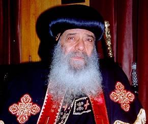 Il patriarca copto: «Temo per l'anima di Maximos I»
