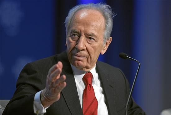 Peres: Nulla ci è più caro della pace