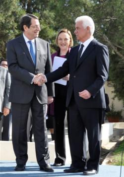 Cipro, alchimie per la riconciliazione