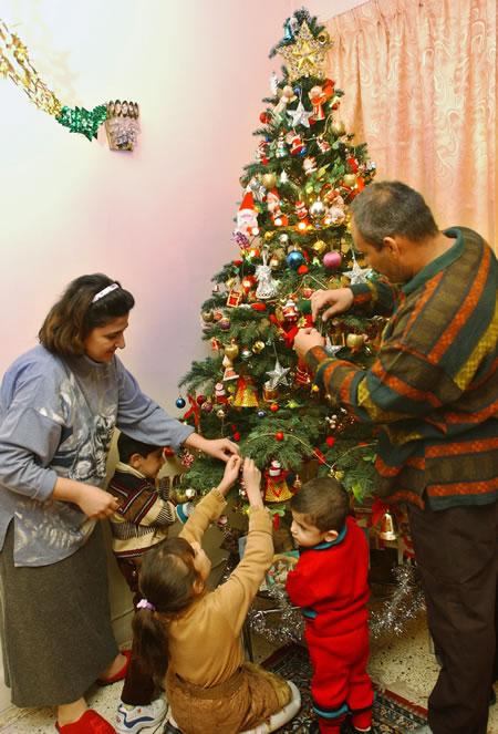 La famiglia in Medio Oriente: Il coraggio di sperare