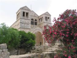 Il Tabor, scenario della trasfigurazione di Gesù