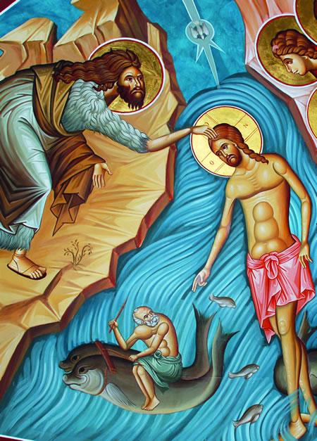 Giovanni il Battista, il testimone della luce