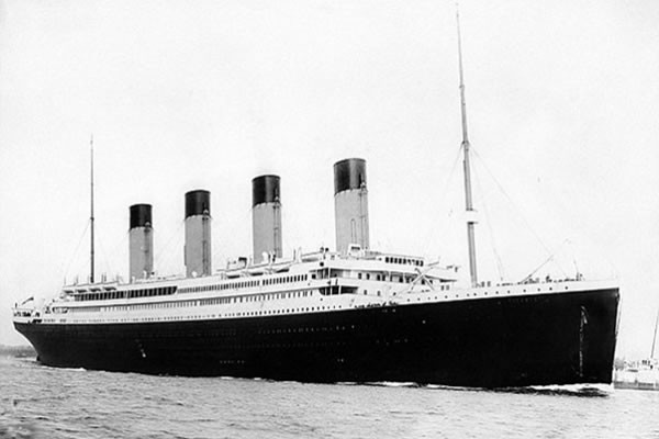 Cent'anni fa i naufraghi arabi del <i>Titanic</i>