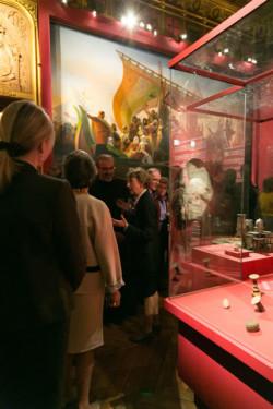 Il Tesoro del Santo Sepolcro a Versailles, «una meravigliosa avventura»