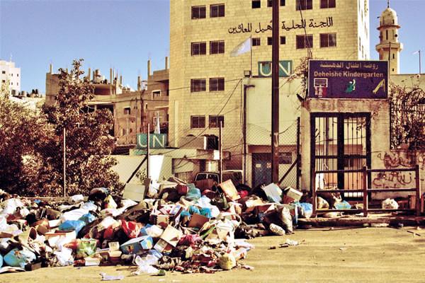 L'Unrwa a corto di fondi: aumentano i disagi nei campi profughi palestinesi