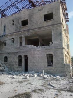 In Siria centrato da un missile il convento francescano di Yacoubieh
