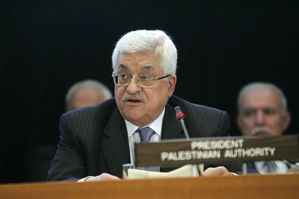 Uno Stato palestinese all'Onu, entro fine novembre la nuova richiesta