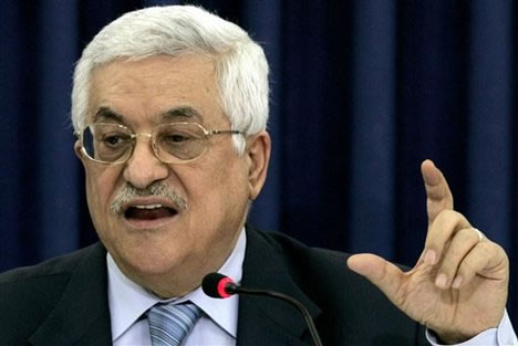 Abu Mazen si fa da parte