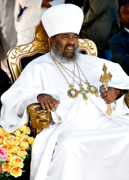 Un ricordo del patriarca ortodosso etiope <i>abuna</i> Paulos