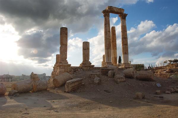 Amman, il respiro della storia