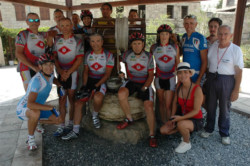 I ciclisti di<i> Overland </i>ben accolti in Turchia e Siria