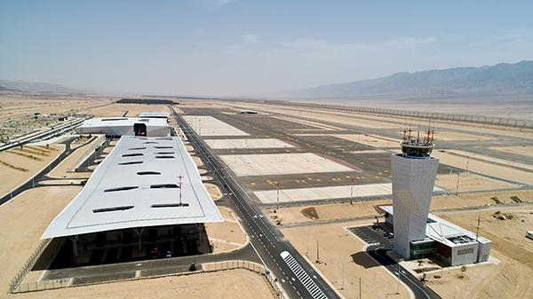 Turismo in Israele, un nuovo aeroporto sul Mar Rosso