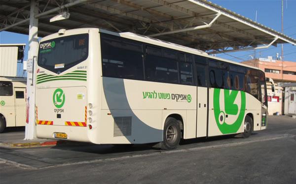 Divisi sul bus
