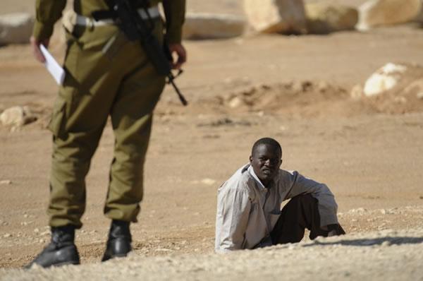 Una nuova legge in Israele contro l'immigrazione clandestina