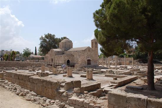 A Cipro un pellegrinaggio apre l'Anno paolino